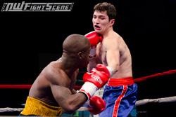 Rafael Umarov  1-6 - Auburn Boxer Zach Cooper