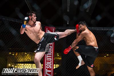 Northwest FightScene - NW Fight Challenge 20 - Nov 22nd