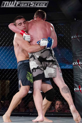 MMA Amateur Kampf 25. September