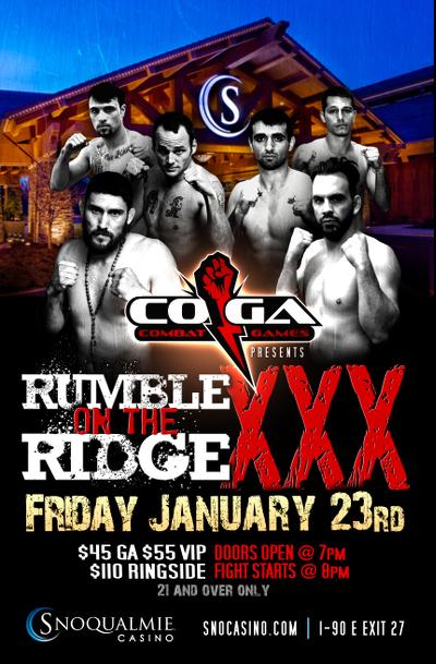 Rumble at the ridge snoqualmie casino casino poker chair